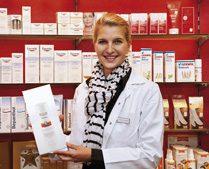 Sandra Hoff, Apothekerin, Löwen Apotheke, Baden-Baden