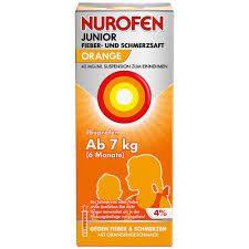 Nurofen Junior Fieber- & Schmerzsaft