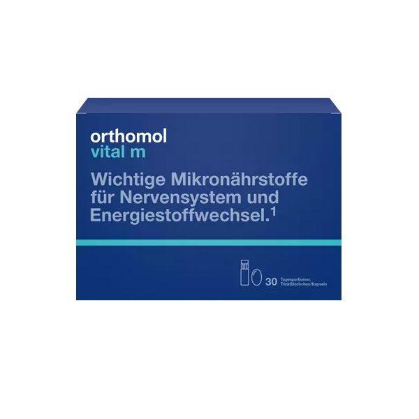 Orthomol Vital M Trinkflaschen Tabletten 30 St.