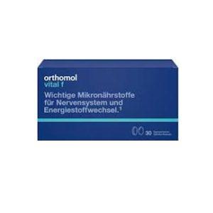 orthomol vital f tabletten 30 st löwen apotheke24