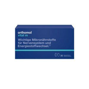 orthomol vital m tabletter kapseln 30 st löwen apotheke24