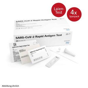 Antigen Schnelltest für Laien (SARS-CoV-2) von Roche