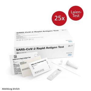 Antigen-Schnelltest-Roche Nasal für Laintest vorgesehen