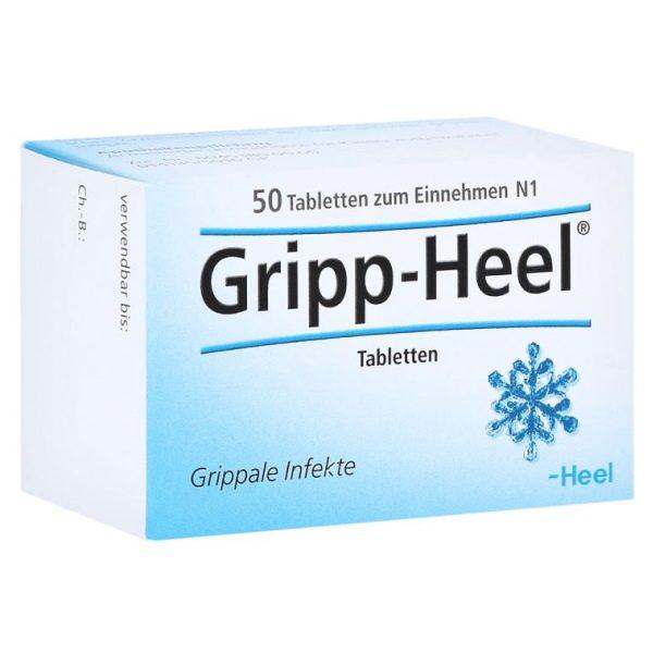 Gripp-Heel Tabletten – 50 St Löwen Apotheke