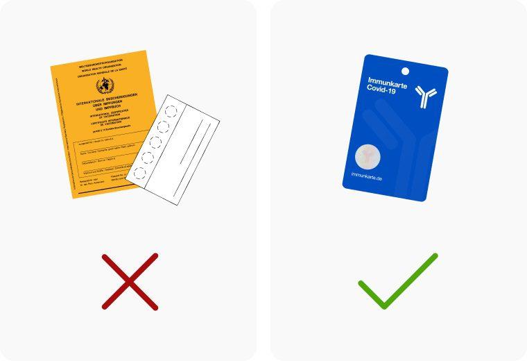 Löwen Apotheke Baden-Baden Immunkarte - Universelle-Zertifizierung