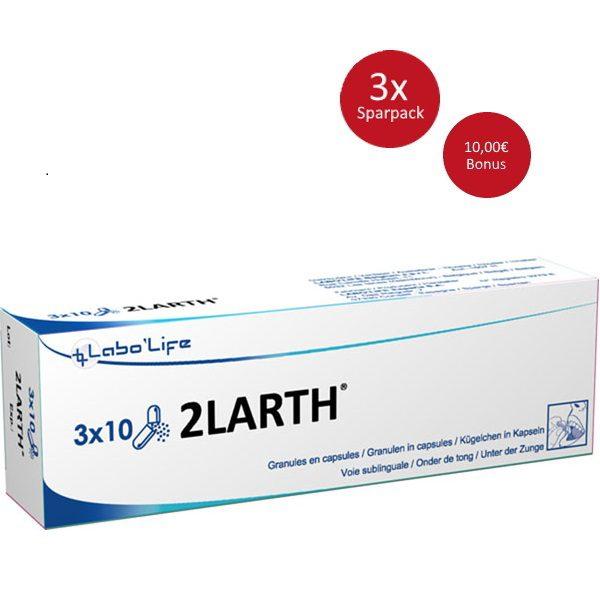 Labo Life 2LARTH 3x Pack Löwen-Apotheke24, 2L ARTH